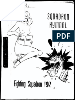 192nd Fighter Squadron Songbook