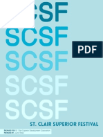 SCSDC Event Plan