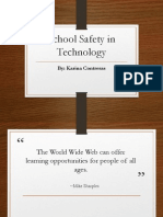school safety in technology pp