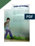 Toñito El Invisible