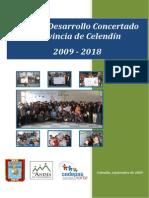 Plan Desarrollo Concertado Prov Celendín