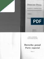 Derecho Penal - Parte Especial - Tomo II - Jorge Buompadre - Primera Sección