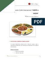 07. Mejoras - Procesos-Sabor&Sazón.docx