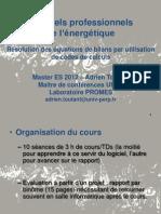 Intro Comsol Master ES 2012