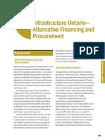 Ontario Auditor General P3  Report