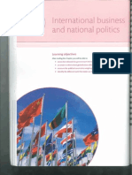 International Business and National Politics
