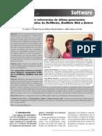 Gestores de Referencia de Última Generación_análisis Comparativo de RefWorks EndNote Web y Zotero