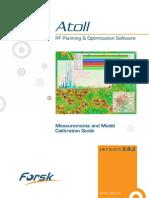 Atoll 2.8.2 Model Calibration Guide E0