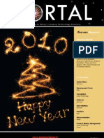 Nu Horizons Electronics Portal Europe - January 2010