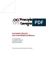 alzheimers disease and other dementias