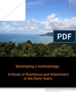 Attachment and Resilience in Early Years