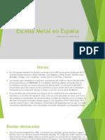 Escena Metal en Espana