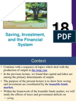 Chap18 Investments Savings