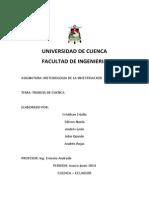Tranvia Cuenca Ecuador