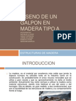 Diseno de Un Galpon en Madera Tipo a (1)