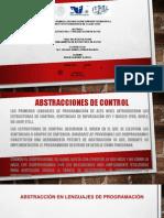 Abstracciones de Control