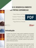 1 - Desenvolvimento de Fritas 1ª Pré 2003