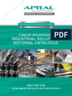 Capral Aluminium Industrial Solutions National Catalogue 2013