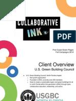 Collaborative Ink FCGP presenation