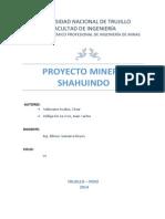 proyecto shahuindo