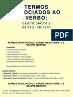 Complementos Verbais_Objeto Direto e Objeto Indireto