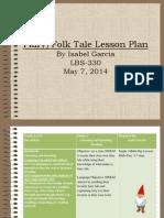 lbs 330 -- lesson plan