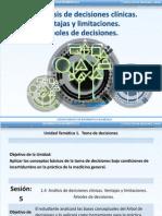 Análisis de Decisiones Clínicas