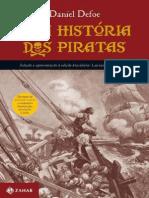Uma Historia de Piratas Daniel Defoe
