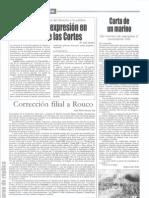 Corrección Filial a Rouco. José María Permuy
