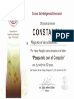 Constancia_vera-Pensando Con El Corazon