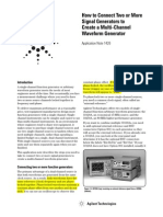 How to Connect Two or More Signal Generators to Create a Multi-Channel Waveform Generator.pdf