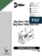 Big Blue Miller 700