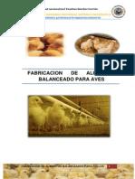 Monografia Del Alimento Balanceado Para Pollo