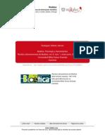 Bioetica Psicologia y Hermeneutica