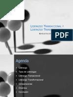 Liderazgo Transaccional y Transformacional - Grupo 3.ppt