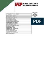 Lista Certificados Vi Ciclo