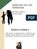 PEERSONAS JUERIDICAS