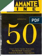 Nº 50 Revista EL AMANTE Cine