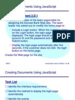 EAD Javascript
