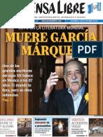 Muere Garcia Marquez