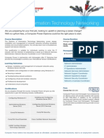 Diploma of Information Technology Networking
