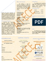 VLSI ECE Workshop