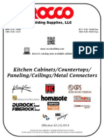 KitchenCabinets Paneling Ceilings Metal Connectors
