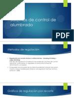 Sistemas de Control de Alumbrado.