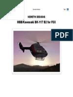 Nd Bk117 Fsx Manual