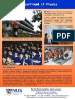 Physics Brochure
