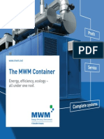 MWM Containerbrochure En