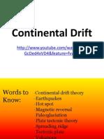 12 1continental drift