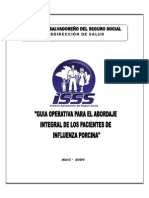 Guia Operativa Isss
