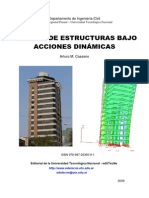 Analisis de Estructuras Bajo Acciones Dinamicas
